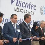 Se inaugura VISCOTEC en Abasolo