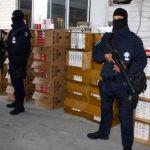 """Aseguran 40 mil cigarrillos """"pirata"""" en Coahuila"""