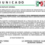 """Exige PRI Irapuato disculpa pública de """"Lalo"""" Ordoñez y asuma su responsabilidad"""