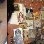 Detienen en flagrancia ladrones en Cuerámaro
