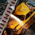 Derrumbe de puente dejó al menos 21 muertos en India