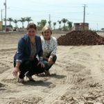 Comenzó la construcción de Centro de Salud para neopoblanos