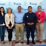 Presentan nuevo director de policía en Pénjamo; mando único