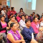Gobierno municipal, a favor del empoderamiento de la mujer