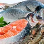 Pescado y mariscos, sólo cocidos: Secretaría de Salud