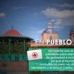 """Pueblo Nuevo """"carece"""" de servicios médicos necesarios del estado"""