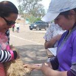 Alumnos UG colaboran en vacunación antirrábica en Irapuato