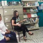 Se acerca DIF con padres de familia de  escuelas de Cuerámaro