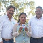 18 familias beneficiadas con la entrega de cuartos adicionales
