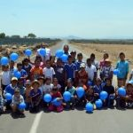 Gobierno estatal y municipal inauguran los caminos Guayabo de Camarena y La estrella a Jamacua