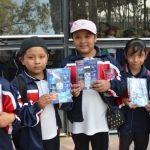 Celebra Japami a niños