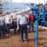 Entrega alcalde pozo en San Juan