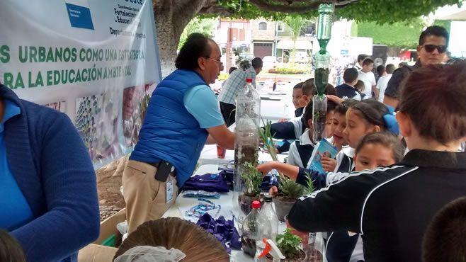 Photo of Realizan jornada de cultura ambiental en Cuerámaro