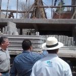 Entregan y supervisan espacios educativos en Huanímaro