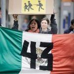 """""""Asesino"""" gritan a EPN en Alemania"""