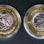 Nueva moneda de 20 pesos en conmemoración de José María Morelos y Pavón