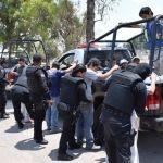 15 detenidos en operativos