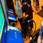 Arcadeland, un videojuego con capacidades diferentes