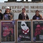Marchan contra la violencia machista