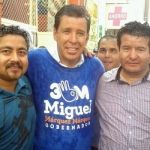Quique Cabrera nuevo delegado de Santa Ana Pacueco