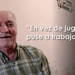 """""""Don Pepe"""" se convirtió en el pilar de una familia """"picando piedra"""" en Irapuato"""