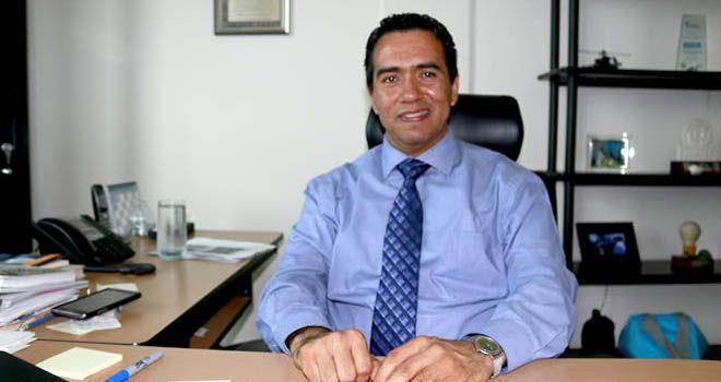 Gabriel Espinoza Delegado de la SEG