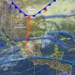 Clima caluroso durante el día, con probabilidad de lluvias hacia las regiones noreste y noroeste del estado