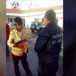 Autoridades de Seguridad Pública inician pláticas con personal que cuida autos