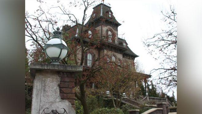 mansion embrujada