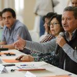 Se integran dependencias municipales para proyecto de Parques Vecinales