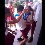 Niños bailando regaeeton, causa polémica en las redes