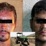 Recuperan dos tractores agrícolas en Yuriria