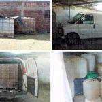 Aseguran en Romita, 15 mil litros de hidrocarburo presuntamente extraído de manera ilegal