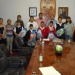 Premian a niños creativos; Concurso Nacional de Cultura Turística