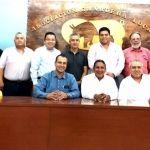 Alcalde se reune con porcicultores de Pénjamo