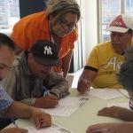 Se forma primer grupo para talleres en el Centro Impulso