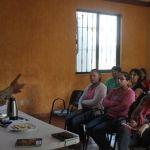 Capacitan sobre elaboración de productos lácteos a mujeres neopoblanas