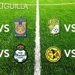 Listos los horarios de la liguilla del futbol mexicano