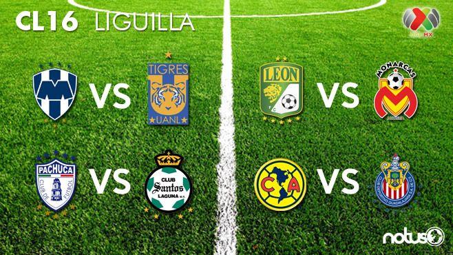 Photo of Listos los horarios de la liguilla del futbol mexicano