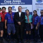 """Arranca de lleno Casa Joven para sumar a las """"nuevas"""" voluntades"""