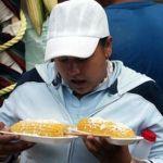 Candidata panista propone comer elotes para evitar suicidios