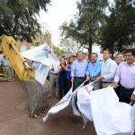 """Comienza construcción de Parques """"Impulso Ciudadano"""""""