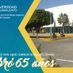 UG celebra 65° aniversario de ENMS de Irapuato