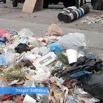 Algunos comerciantes dejan sus desechos en las calles, invitan a la cultura cívica