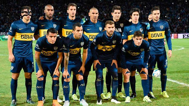 Posicion De Boca Junior 2016 - newhairstylesformen2014.com