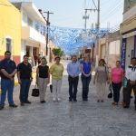 Inauguran calle Echegaray en Abasolo
