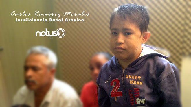 Photo of Poco a poco y lentamente se le extingue la vida a Carlos: Necesita ayuda URGENTE
