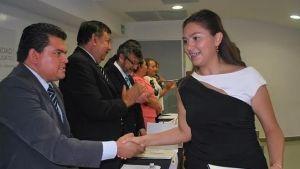 ceremonia de fin de cursos