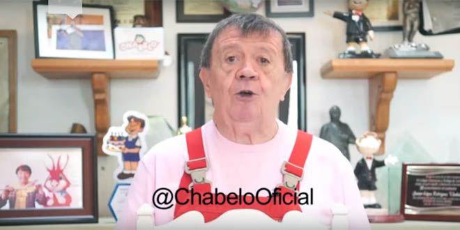 """Photo of """"Que paso cuates"""", Xavier López """"Chabelo"""", regresara al aire"""