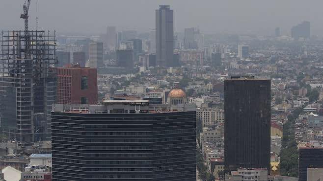 contaminacion ciudad de mexico